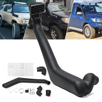Snorkel Kit for Toyota for Hilux 25/26 SR/5 2005 2014 Petrol Diesel Air Raise Intake Drainage Outlets Increase Fuel Economy Life
