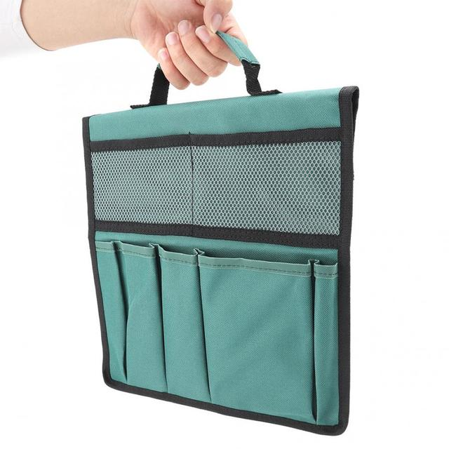 Foldable Garden Kneeler Kneeling Bag Portable Bench Pouch Garden Storage Tool Bags for Farmer Great Helper 3