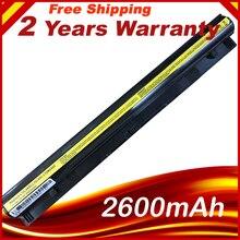 HSW 2600mAh laptop battery for Lenovo G40 30  G40 45  G40 70  G40 70M  G50 G50 30  G50 45  G50 70  G50 70M  L12M4E01  L12S4A02