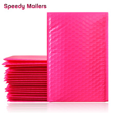 Speedy Mailers 10PCS 6x9inch 175x230mm Colorful Poly Bubble Shipping Envelopes Paded Mailing Bags