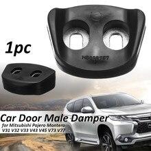 Car Door Bumper Male Dampers Buffer Pad Anti Shock Bump Stop Rubber For Mitsubishi Pajero Montero V31 V32 V33 V43 V45 V73 V77