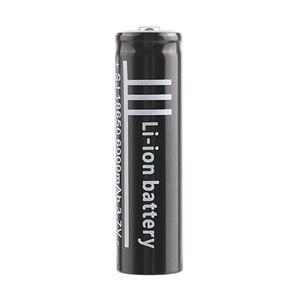 Image 1 - 3,7 V 6000Mah 18650 Li Ion Wiederaufladbare Polymer Lithium Batterie Für Taschenlampe