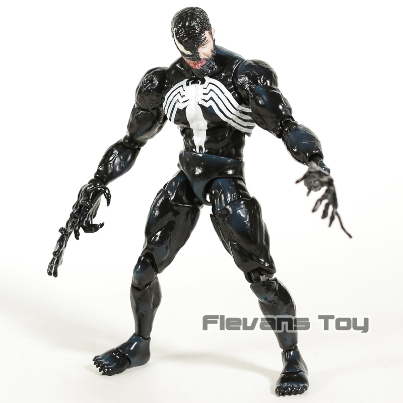 Unique Marvel Venom Spider-man Venom Action Figure