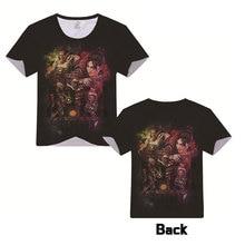 2019Hot  Apex legends T-shirt Men Women Short Sleeve Summer dress Cartoon Legends Game Tops Unisex t shirt