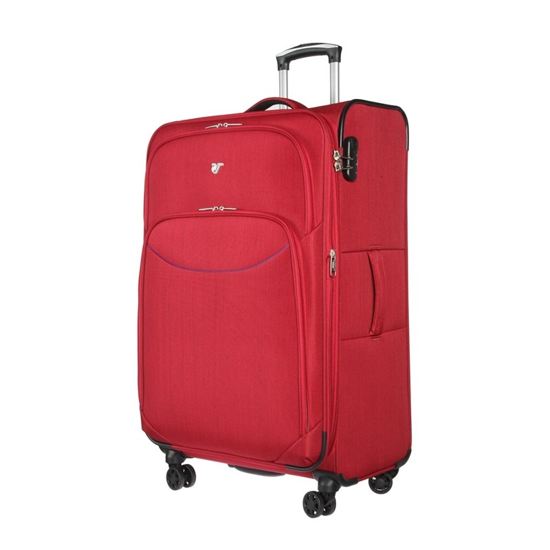 Suitcase-trolley Verage GM17026W28 red