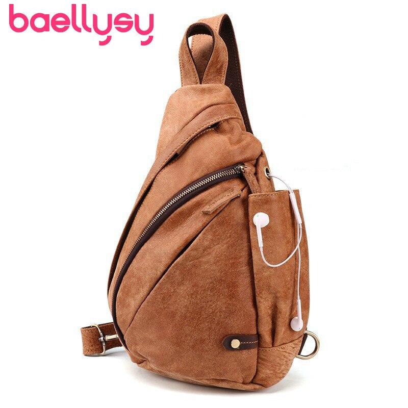 กระเป๋าเดินทางผู้ชายกระเป๋าแฟชั่น Messenger กระเป๋าสะพายขนาดใหญ่ความจุของแท้หนังผู้ชายกระเป๋า-ใน กระเป๋าสะพายข้าง จาก สัมภาระและกระเป๋า บน   1