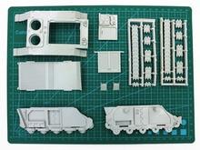 Piezas de chasis de rinoceronte para usar solo con kits de conversión