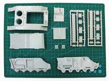 Rhino chassis onderdelen voor gebruik met conversie kits alleen