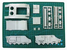Rhino chassis parts for use with conversion kits only