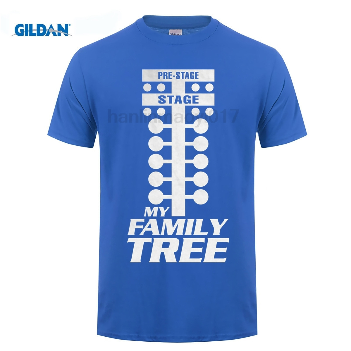 GILDAN My Family Tree Drag Racinger T Shirt JDM Muscle Car Gift for Him Hot Sale Super Fashion Interesting T Shirt in T Shirts from Men 39 s Clothing