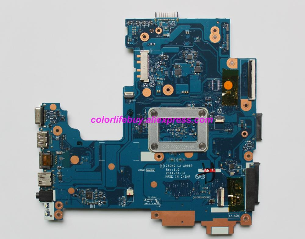 Image 2 - Genuine 788004 001 788004 501 788004 601 w CelN2840 CPU ZSO40 LA A995P Laptop Motherboard Mainboard for HP 14 R 240 NoteBook PC-in Laptop Motherboard from Computer & Office