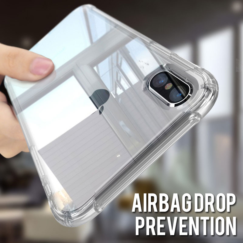 Luxury Shockproof Transparent Silicone Case For iPhone X XS 11 Pro Max XR Soft Phone Shell For iphone 6 7 8 Plus 11 Back Cover Cellphones & Telecommunications iPhone Cases/Covers Mobile Phone Accessories Phone Covers d92a8333dd3ccb895cc65f: For iPhone 11|For iPhone 11 Pro|For iphone 6|For iphone 6 Plus|For iphone 6S|For iphone 6s Plus|For iPhone 7|For iPhone 7 Plus|For iPhone 8|For iPhone 8 Plus|For iPhone X|For iPhone XR|For iPhone XS|For iPhone XS Max|iphone 11 Pro Max