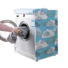 Home Washing Machine Storage Organizer Dust Covers Washer Li