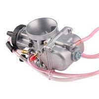1x PWK38 38mm PWK Carburetor Carb Fits For ATV Dirt KTM 250 250SX 250EXC 96 99 Motorcycle Carburetor Engine Accessories