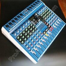 Оригинальное изображение 10 каналов микшер звуковая консоль