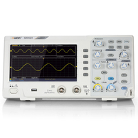 SDS1022 Digital Oscilloscope Storage Oscilloscopes 2 Channel 20MHz 100MS/s Oscillometer With LCD Display Probe For Oscilloscope