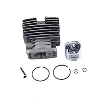 1 Set Diameter 42mm Chainsaw Cylinder Piston Set For STIHL FS400 FS450 FS480 FR450 SP400 SP450 Trimmer Accessories