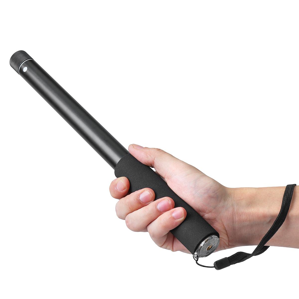 Mikrofon Boom Pole Extensible Boom Pole Micro Mikrofon Pol Mic Halter 3 Abschnitt 67,5 Zoll Verlängerung Aufnahme Zubehör Mikrofonstativ