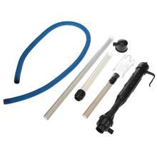 Аквариумный сифон, фильтр для аквариума, пылесос, гравий, чистый сифон, водный насос, пескомойка, инструменты для очистки аквариума