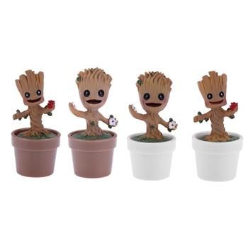 Baby Groot Red Cliff Tree for Kids Also Used as A showpiece in Home and Office for Decoration