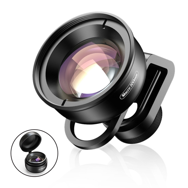 10x Super Camera Phone Lens 100mm Macro Lens For All Smartphone Mobile Phone HD Optic Came Lenses