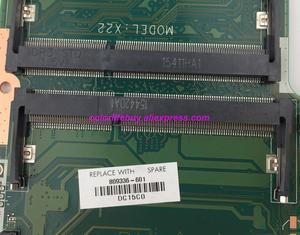 Image 3 - 本物の 809336 601 809336 501 809336 001 ワット A6 6310 CPU DA0X22MB6D0 マザーボード Hp 15 15  AB シリーズノート Pc
