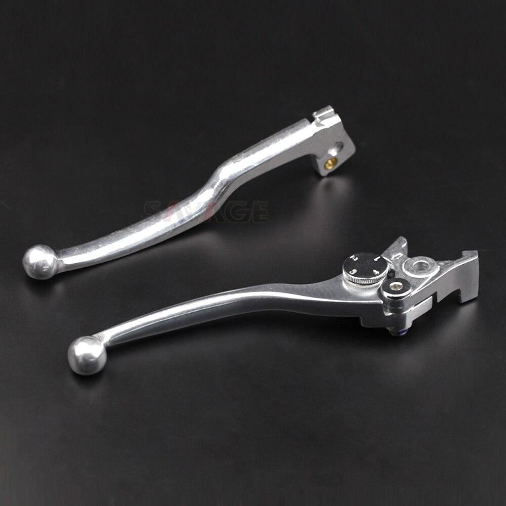 Brake Clutch Lever For SUZUKI DL 650 V-Strom GSXR750 GSX 600/750 KATANA GSF400 BANDIT SV650 Motorcycle Accessories Aluminum