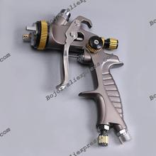 Free Shipping LVMP 913G   Gravity feed Paint spray gun w/t 600ml Cup for car body/ Basecoat /Clearcoat цена и фото