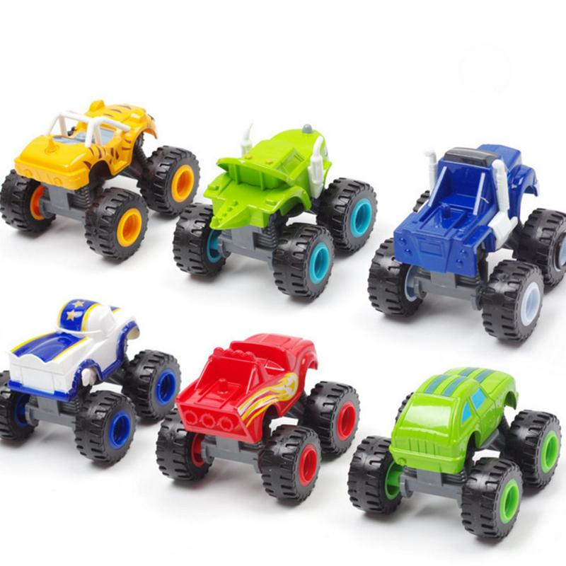 Machine Toy Cars Miracle Cars Blaze Toys Vehicle Car Transformation Toys Best For Children Birthday Gifts Blazer Kid Toys