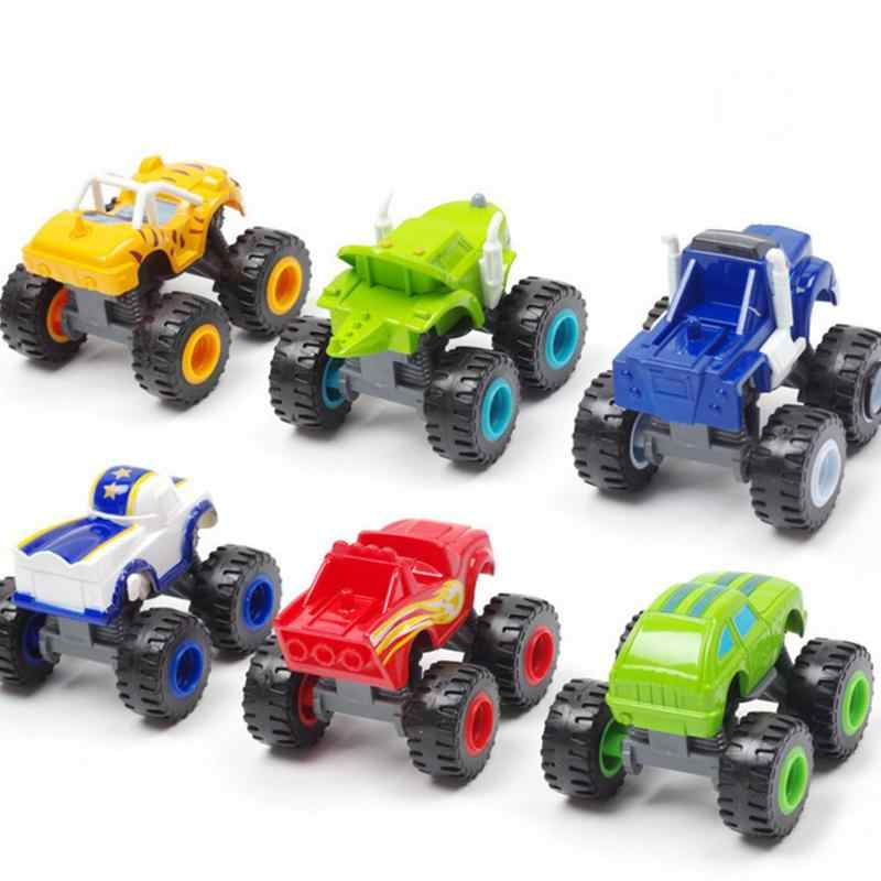 Machine Toy Cars Miracle Cars Blaze Toys Vehicle Car
