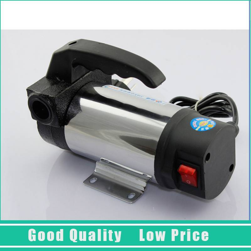 220v Single Phase Electric 60L/min Portable Oil Pump Fuel Transfer Pump220v Single Phase Electric 60L/min Portable Oil Pump Fuel Transfer Pump