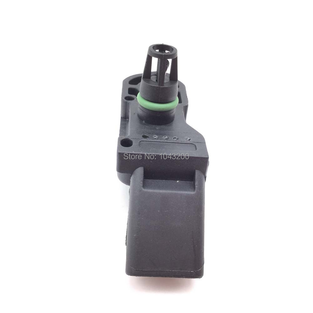 0261230043 NEW FOR CITROEN FIAT PEUGEOT MAP SENSOR MANIFOLD AIR INTAKE PRESSURE OE 1920AJ 9639381480 9636583080 96393814 in Pressure Sensor from Automobiles Motorcycles