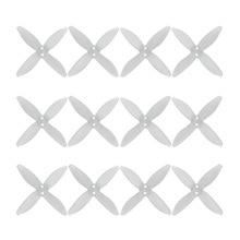 купить 6 Pairs Emax AVAN Micro 2 Inch CW CCW 4 Paddle Propeller for 1106 4500-6500KV Motor RC Models Multicopter Spare Parts по цене 286.58 рублей