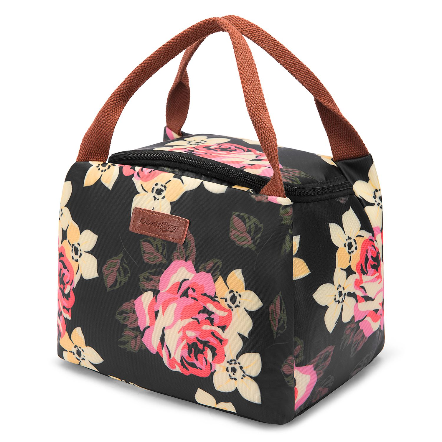 Children Insulated Lunch Bag Thermal Tote Cooler Picnic Food Storage Box 6A
