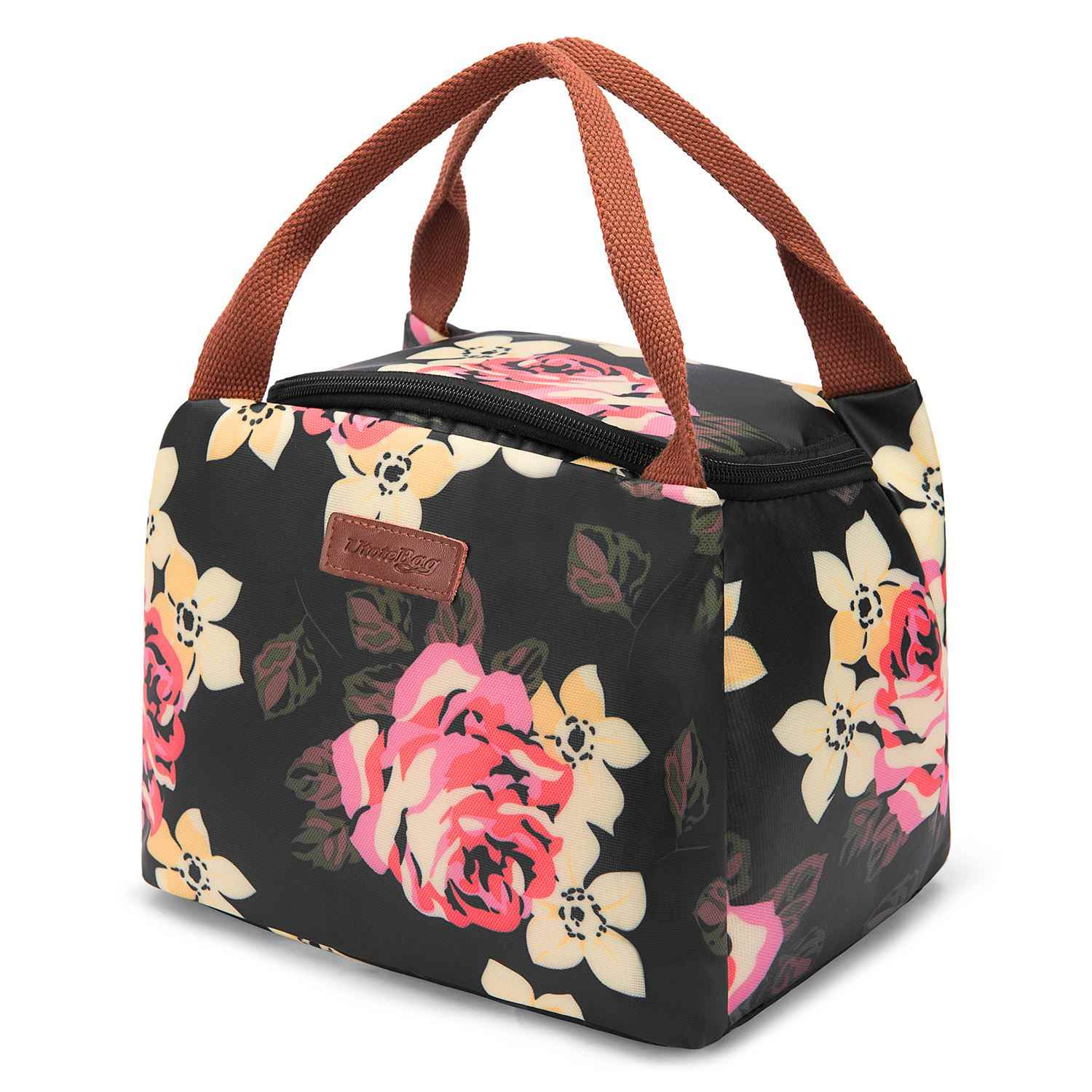 91f90cae4b7a Portable Insulated Thermal Lunch Bag Lunch Cooler Box Tote Picnic Food  Storage Bag Pouch Lunch Bags For Kids Women Men