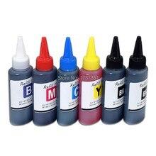 PGI-280 CLI-281 пигмент печатной краски пополнения чернил комплект для Canon PIXMA TR7520 TR8520 TS6120 TS8120 TS9120 TS6220 TS8220 TS9521C TS9520