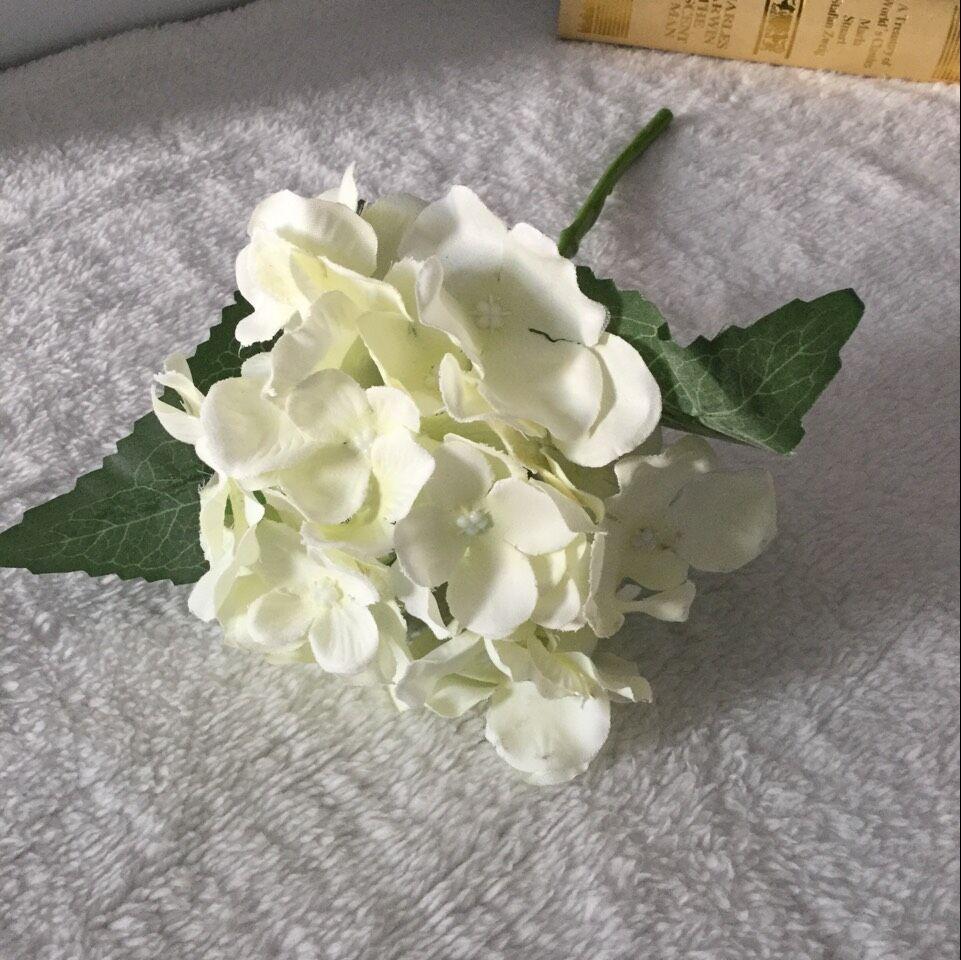 1tk 37cm elutruu hürangiani kunstlik lill maitsestatud suurte - Pühad ja peod - Foto 4