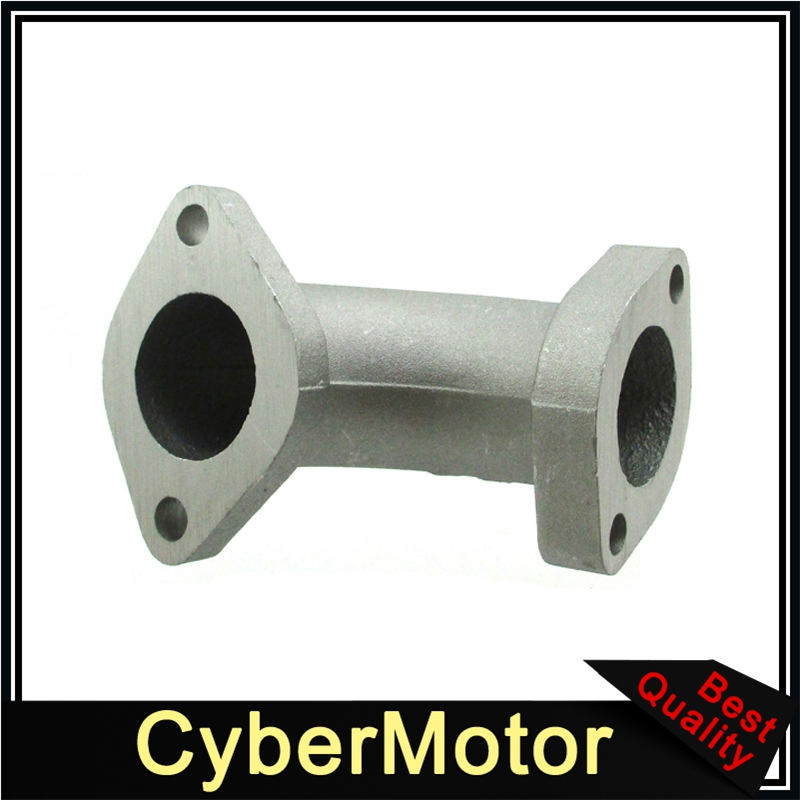 Manifold Inlet Pipe Fit Honda XR/CRF50 110-140cc Dirt ATV