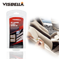 VISBELLA Leather Vinyl Paste Repair Hand Tool Sets Glue Kit for Car Seat Clothing Leather Boots Rips Fix Crack Cuts Restoration