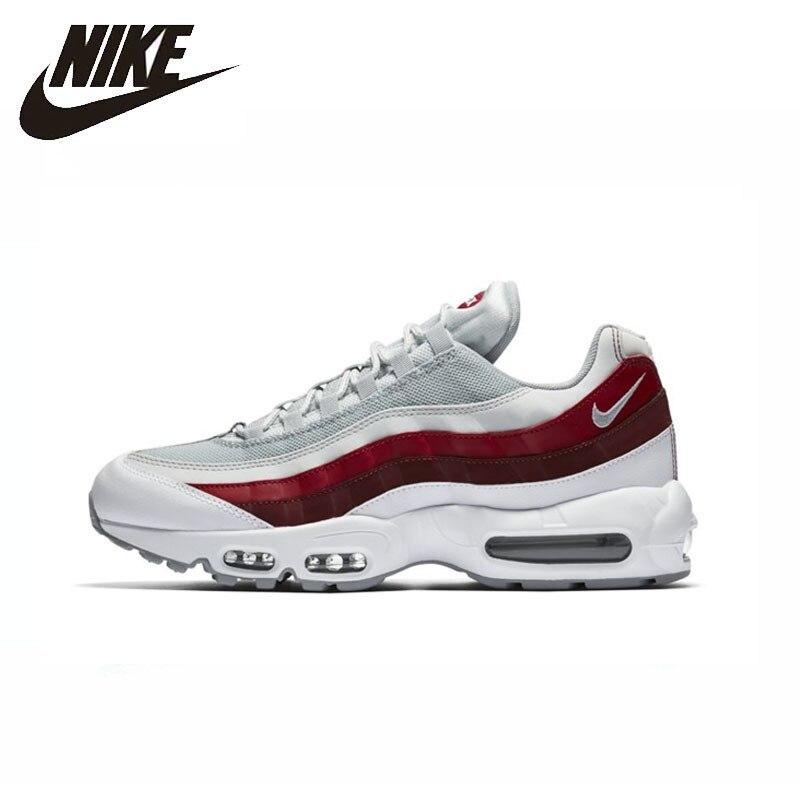 NIKE AIR MAX 95 essentiel nouveauté originale hommes chaussures de course Sports de plein AIR baskets confortables #749766