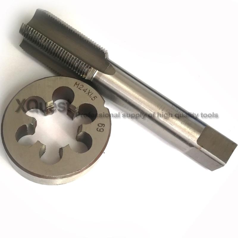 Schnelle Lieferung Xquest Hss Hand Tippen M22 M23 M24 M25 M26 M27 M28 M29 M30 M32 M33 Metric Fein Gewinde Schneiden Wasserhähne M34 M35 X4 X3 X2.5 X2 X1.5 X1 Halten Sie Die Ganze Zeit Fit Tap & Sterben Handwerkzeuge