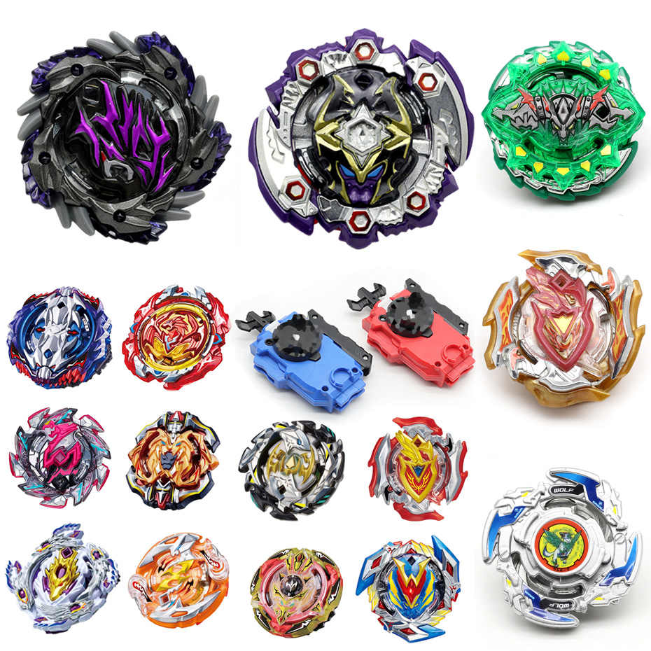 All Models Beyblade Burst Toys Arena Without Launcher and Box Bayblade Metal Fusion God Spinning Top Bey Blade Blades Toys 2019