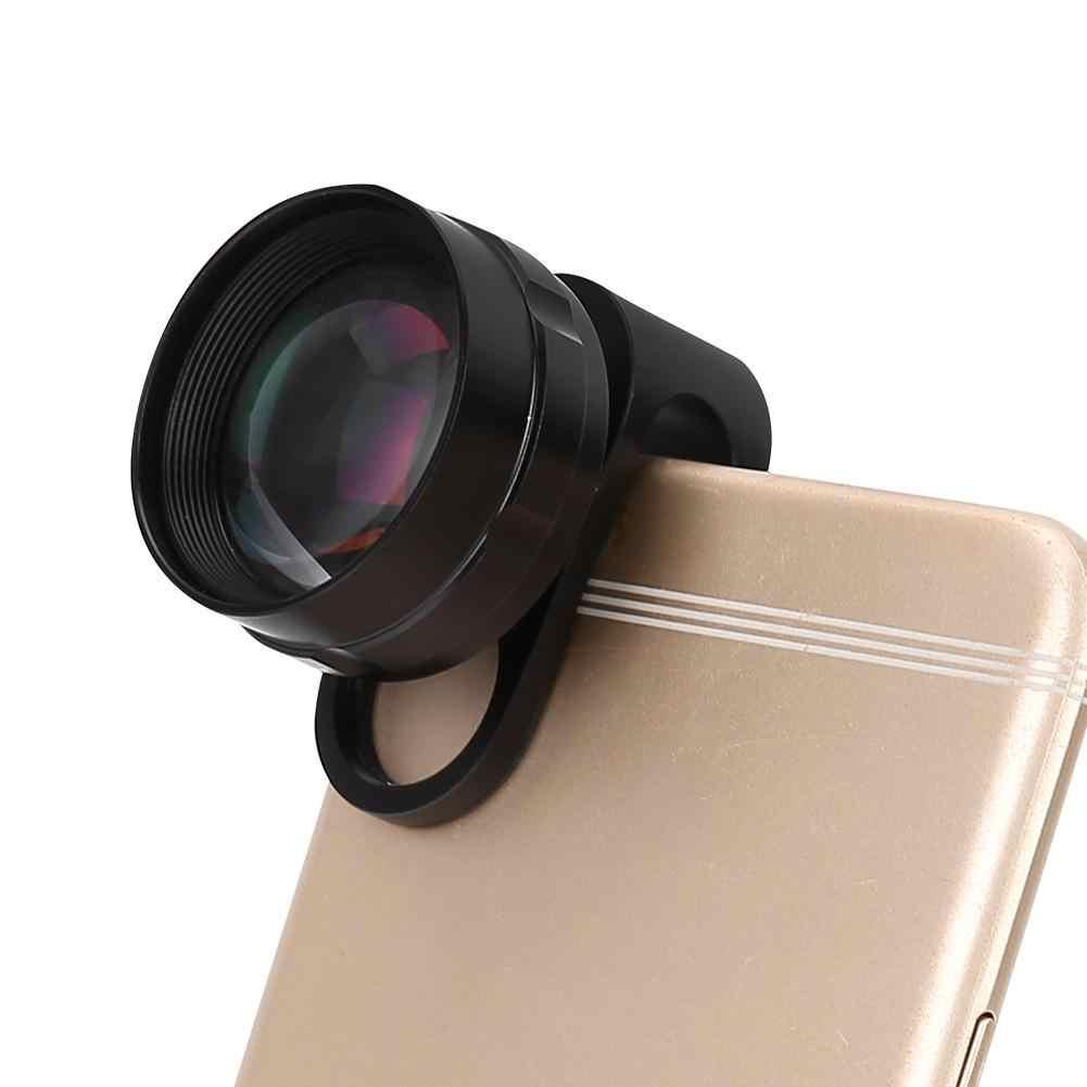 耐久性のある金属プロ 2X 望遠レンズ携帯電話タブレット Pc ブラック携帯電話アクセサリーホット