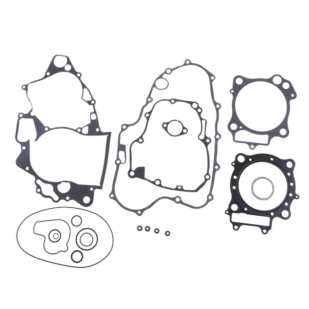 1 Set Motorcycle Engine Gasket Kit Set Top Bottom Complete Assembly For Honda CRF450X 2005 2017