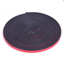 Rubber-Seal-Strip Engine-Cover Noise-Insulation Trim Seal-Edge Self-Adhesive Car-Window-Door