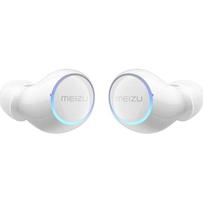 MEIZU POP 2 POP2 TW50S bezprzewodowa Bluetooth 5.0 słuchawki sterowanie dotykowe wodoodporne słuchawka douszna 8H czas gry ładowanie Wireless