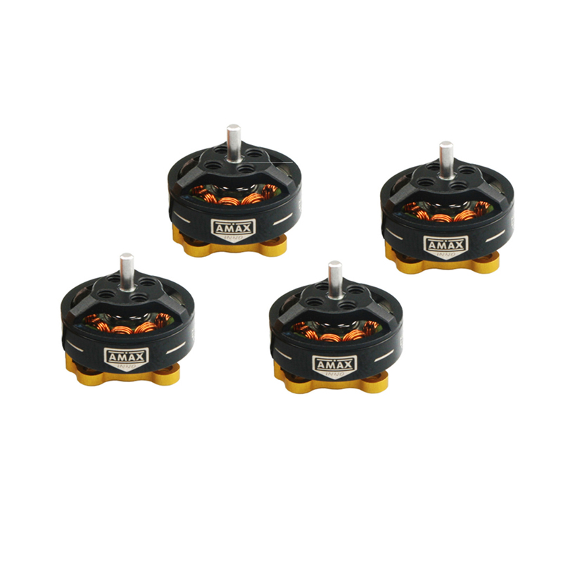 1 /2 /4PCS AMAXinno 1103 7500KV 1-2S Brushless Motor For RC Models Multicopter Spare Part Propeller DIY Accessories