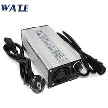 42V 8A ładowarka 10S 36V e bike akumulator litowo jonowy inteligentna ładowarka Lipo/LiMn2O4/LiCoO2 ładowarka wózek golfowy ładowarka
