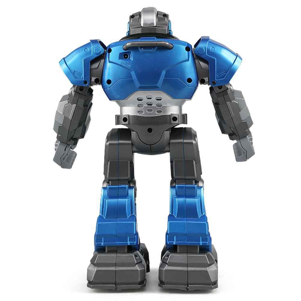 LEORY R5 умных робот программируемые образования Авто музыка танец RC робот часы следовать жест сенсорные игрушки для детей подарок