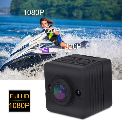 SQ12 Waterproof DV Camera 1080P HD Sports IR Night Vision DVR Video Recorder NewSQ12 Waterproof DV Camera 1080P HD Sports IR Night Vision DVR Video Recorder New